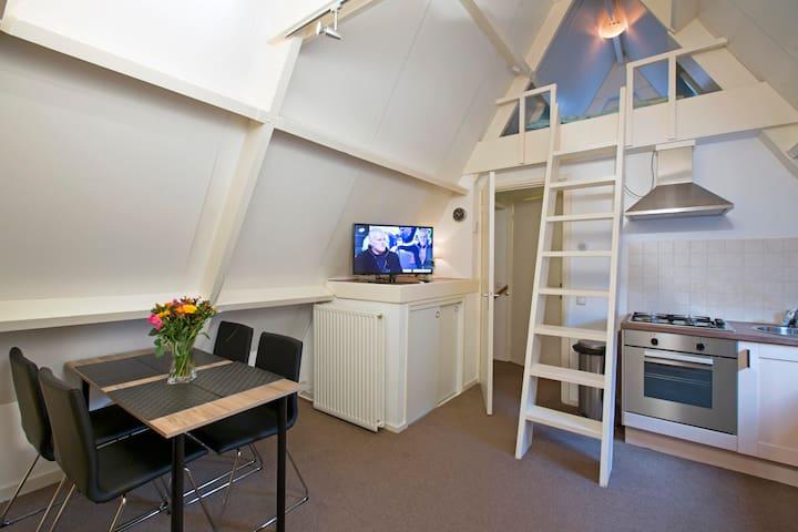 Unique apartment Herestraat