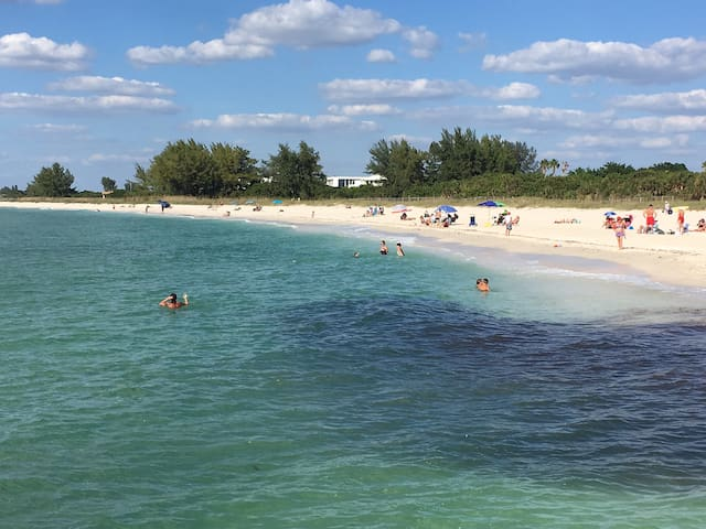 Casey Key Beach/509 Shore Rd. 1 - Nokomis - Muu