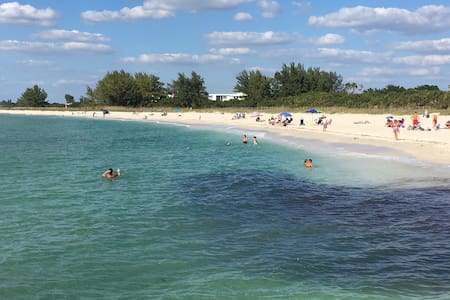 Casey Key Beach/509 Shore Rd. 1 - Nokomis