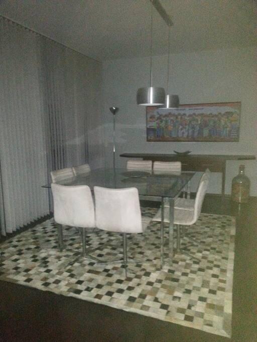 Sala de Jantar- Dinner Roon