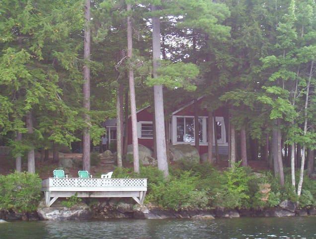 3 Bedroom  Lakefront Home on Winnipesaukee