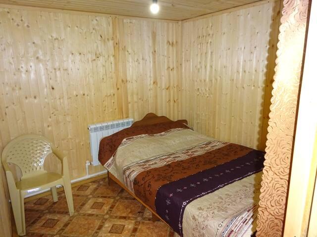 У реки София котедж двухместный - Arkhyz - Hostel