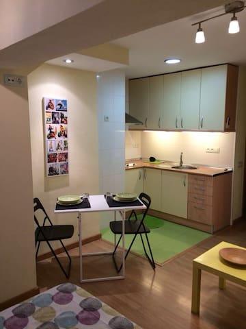 Estudio centro de Tossa (Wi-Fi) - Tossa de Mar - Apartment