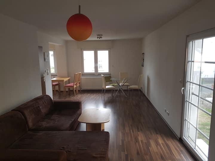 Traumhafte 2 1/2 Zimmerwohnung am Tor zum Odenwald