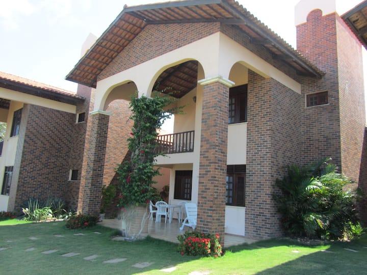 Casa Porto das Dunas - Sol e Mar
