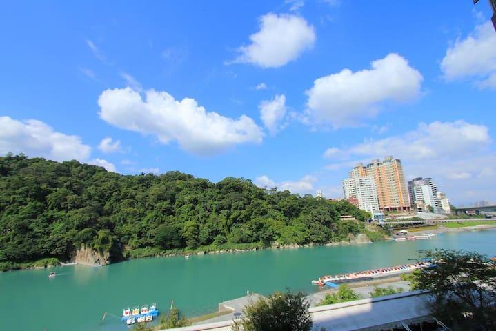 碧潭山水5Mins TO MRT-景觀次臥房