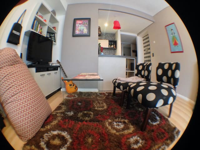 Your place in Belgrano w/pool - Buenos Aires - Flat