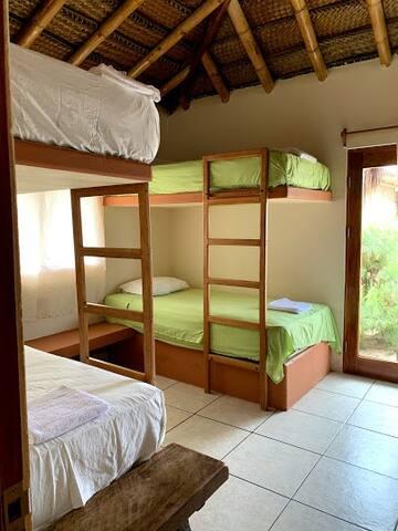 Sonqo Pacha cuarto dorm compartido para 4 personas