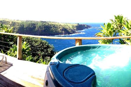 Oceanfront Cottage - Maui County - Casa