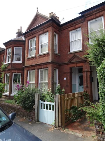 Private room in house near UEA and city centre