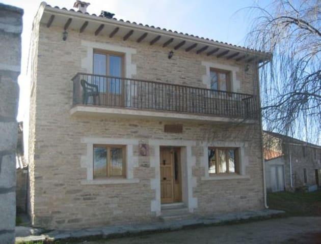 Casa Rural La Fuente en Trabanca