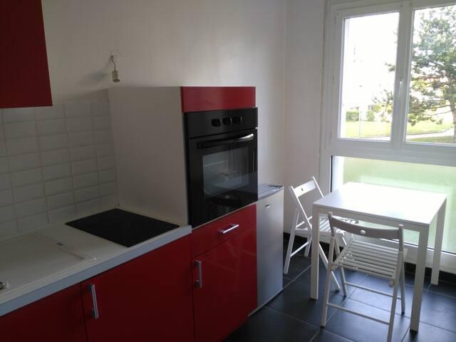 Appartement 34 M² - 5 minutes centre ville dijon