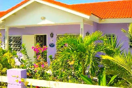 """Villa Kashu, centraal op Curacao!"" - Sint Willibrordus - House"