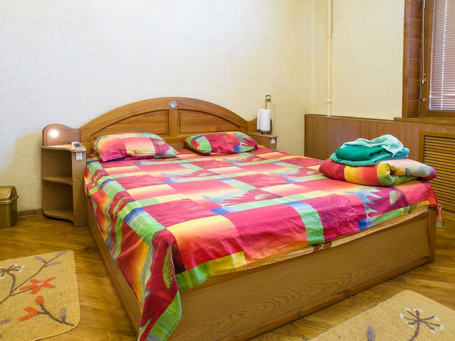 2-bedroom-Сenter,Jacuzzi,fireplace