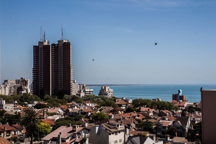 Mar del Plata Playa Grande - Parque San Martín