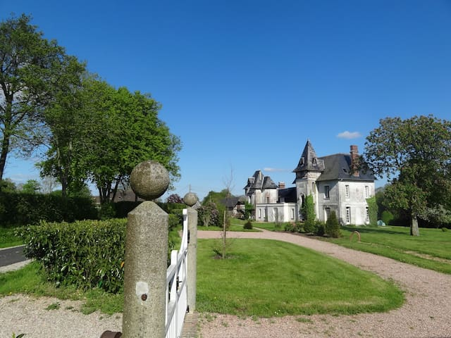 Beautifully restored Manor - La Roque-Baignard - Hus