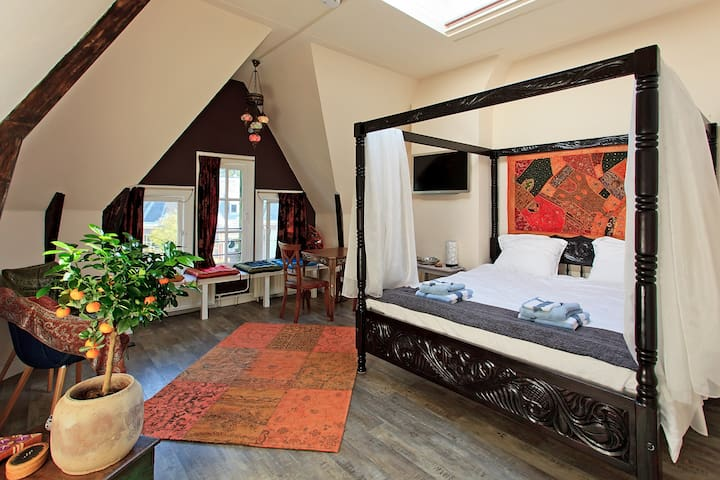 B&B Het Torentje - Bali Room - Wageningen - Bed & Breakfast