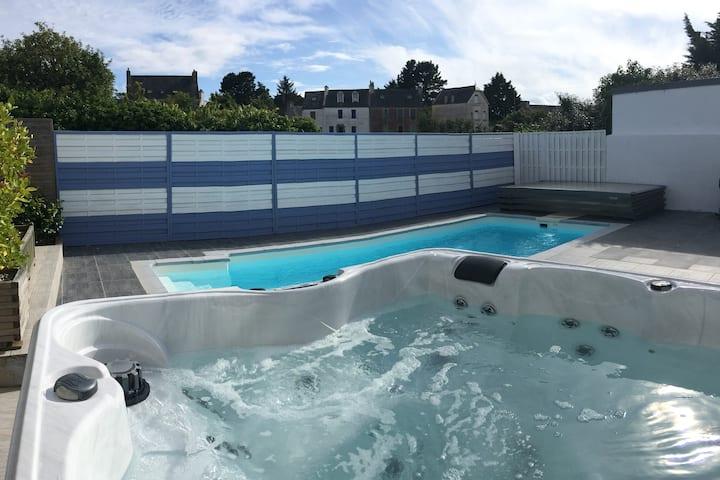 Villa Garance piscine chauffée