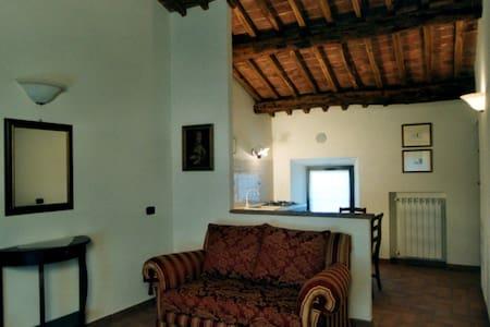 Granaio: bilocale in antico casale - Sovicille