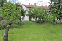 House in the countryside of Turin