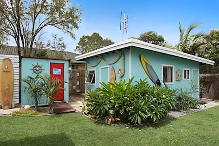 Beach Shack- Unique B&B by the Sea - Kingscliff