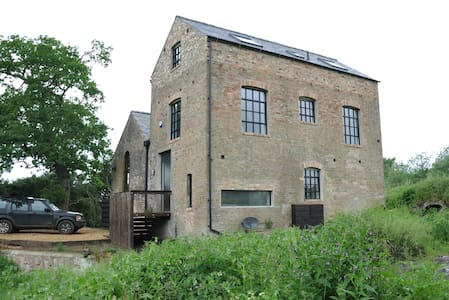 The Pumphouse, Hilgay - Norfolk - Rumah