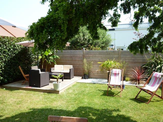 Maison avec jardin - Lorient - Haus