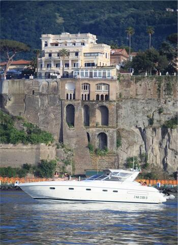 Villa La Terrazza - Villas for Rent in Sorrento, NA, Italy