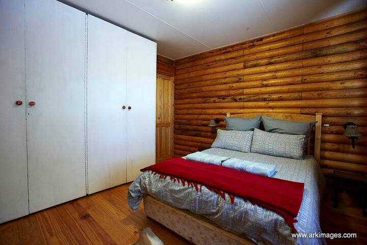 Main bedroom downstairs