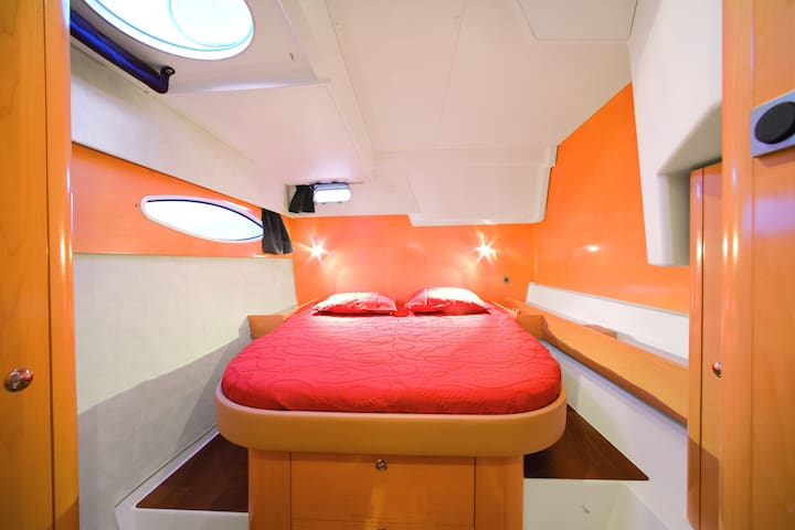 Catamaran SY Allure - Opua - Barco