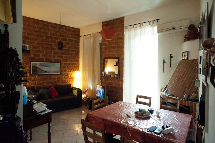 Appartamento accogliente a Napoli vicino aeroporto - Nàpols - Pis