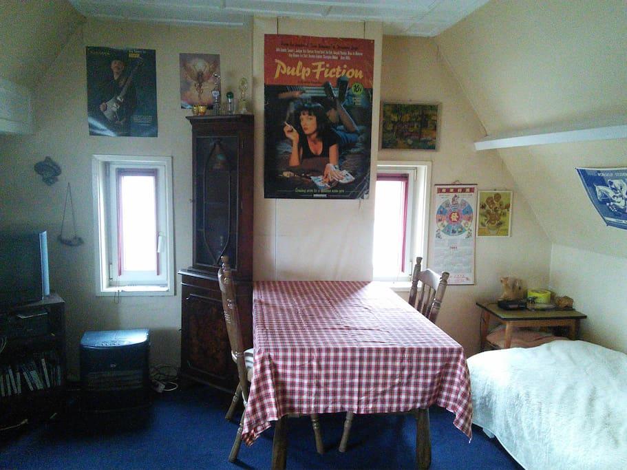 Zolderkamer 1 (1 bed)