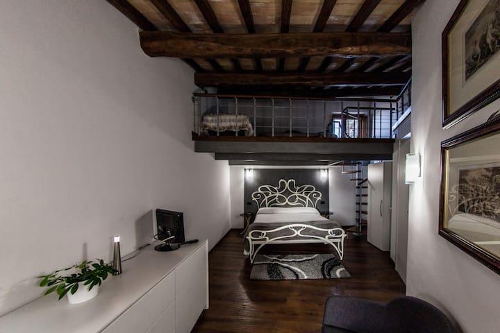 Sweet Dreams Apartment Bagnoregio - Bagnoregio - Casa