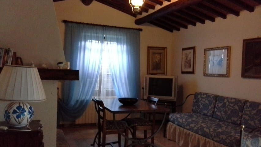 piccolo apparta. in Val di Merse - Murlo - Appartement