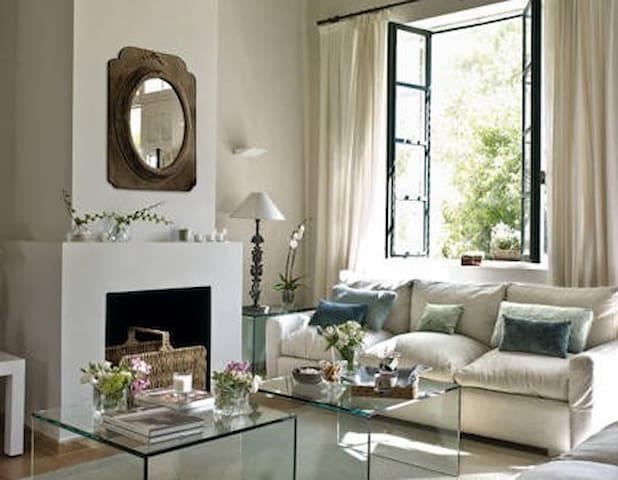 Preciosa Habitación, Baño & Terraza II - Santiago de Compostela - Appartement