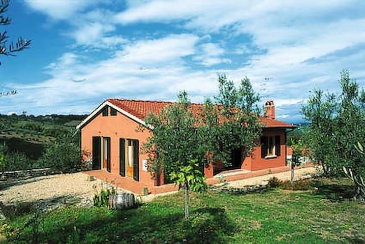 La Casa Rossa - Il Pino II - Apartamento
