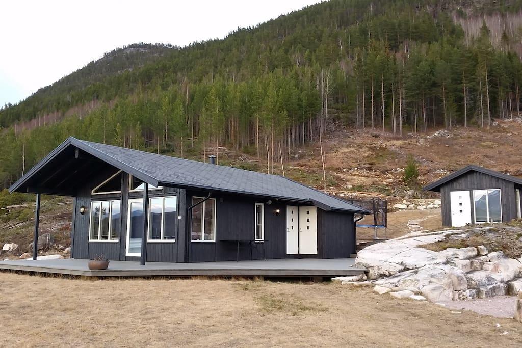 Cabin and annex 2