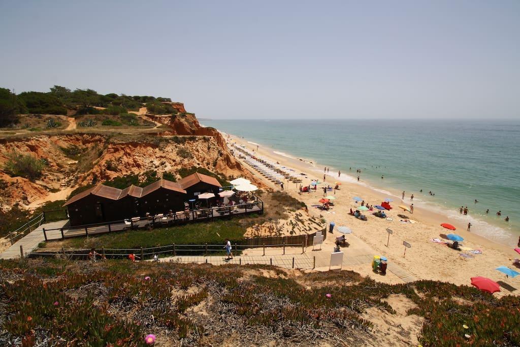 Beach - Walking Distance