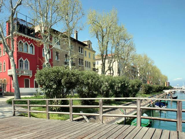 Deep in the Green - Biennale - Venedik - Daire