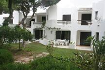 Apartamento: Varandas + Jardim