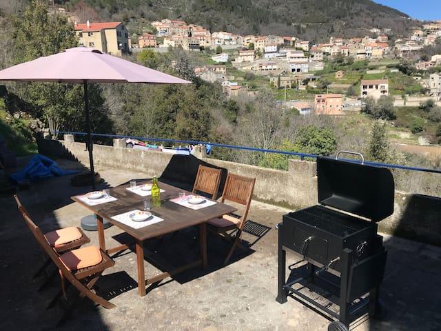 Appartement coeur de la corse (Heart of Corsica)