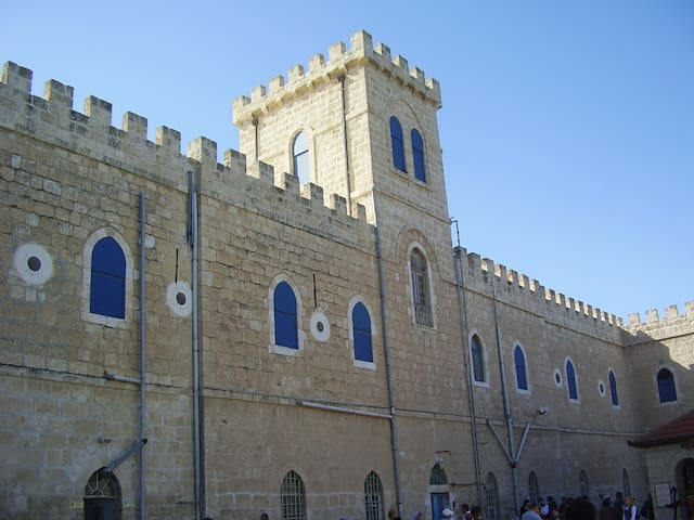 Monastère Notre-Dame de Maranatha Gemal Beit Jamal - Bet Shemesh - Autocaravana