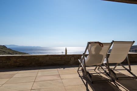 Stonehouse Sea View Villa 1 - Tinos