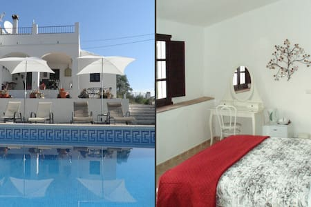 Casa Colina rural B&B- Almond Suite - Comares