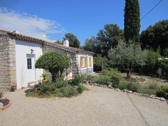 Villa individuelle avec piscine - Roquefort-les-Pins - Casa