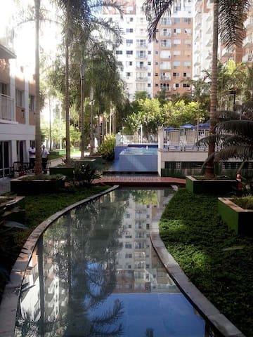 Condomínio Cores da Lapa - Rio - Byt