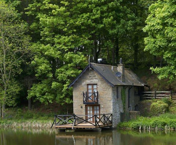 Leannan Boathouse - Dundee  - House