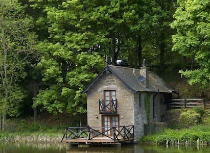 Leannan Boathouse - Dundee  - Hus