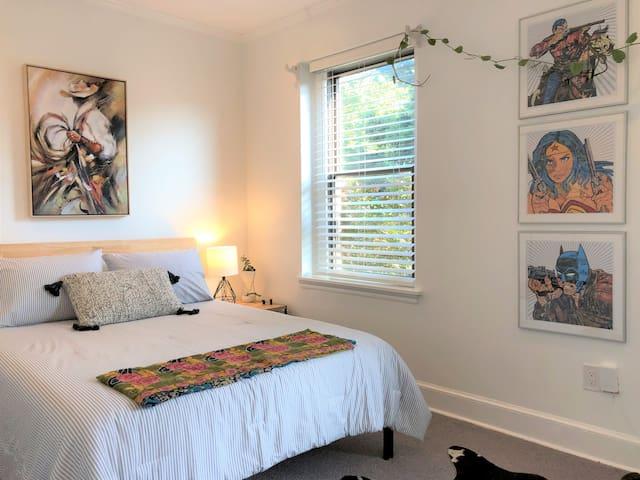 Private Room on Amazing Block, Logan Cir./14th ST