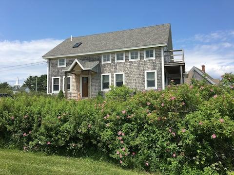 Schoodic-Prospect Harbor-Acadia-Maine